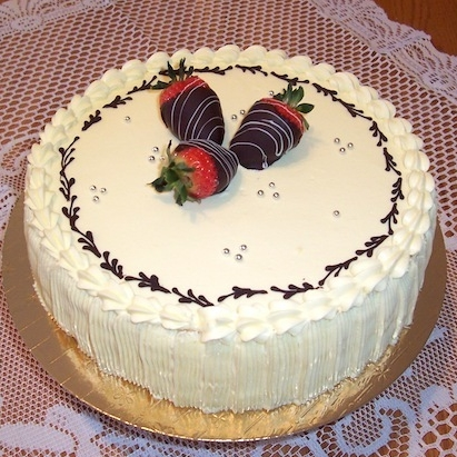 Gâteau classique 11