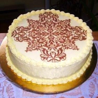 Gâteau classique 12