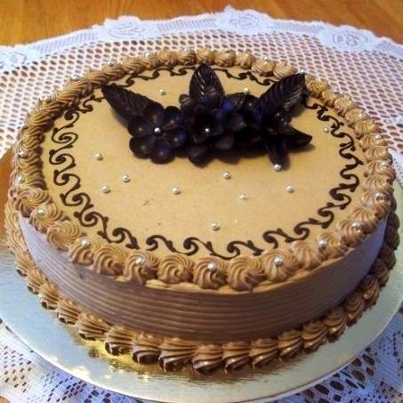 Gâteau classique 13