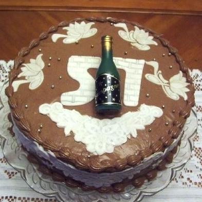 Gâteau classique 16