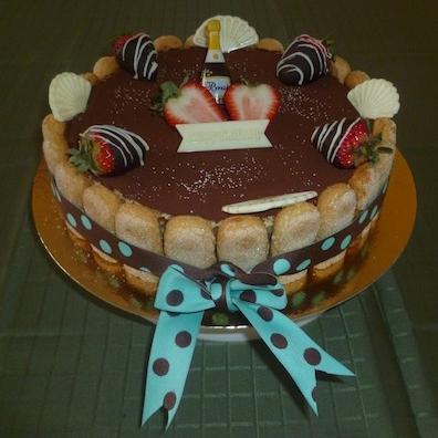 Gâteau classique 22