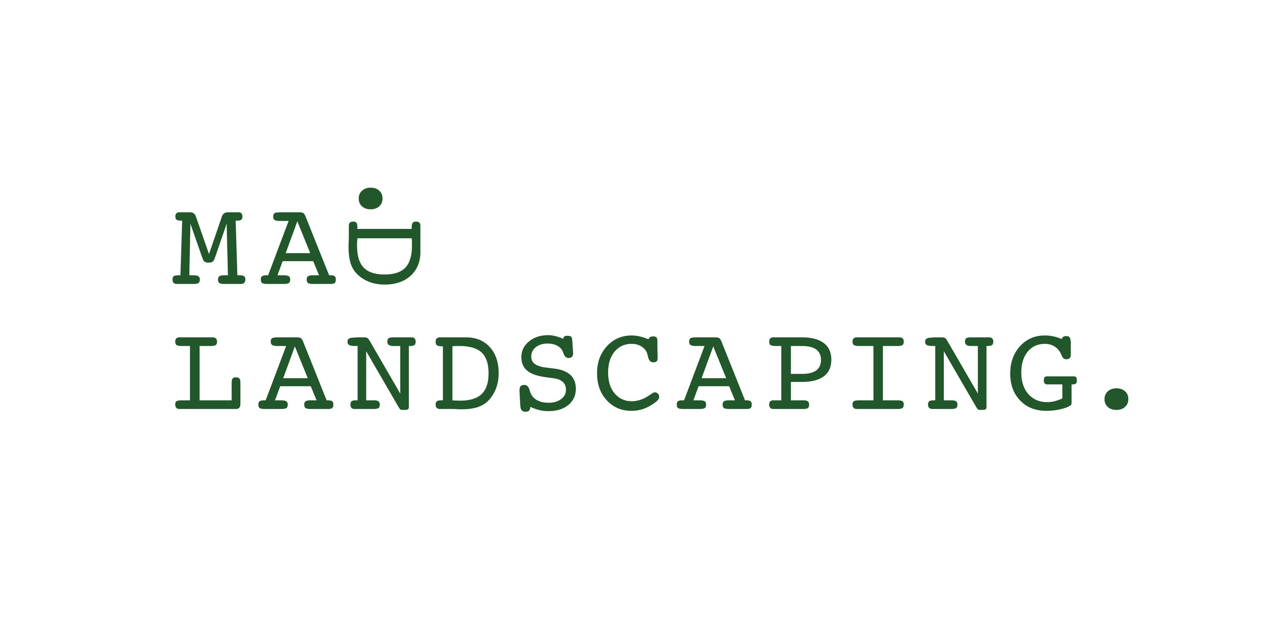 Option 2 Landscaping Logo