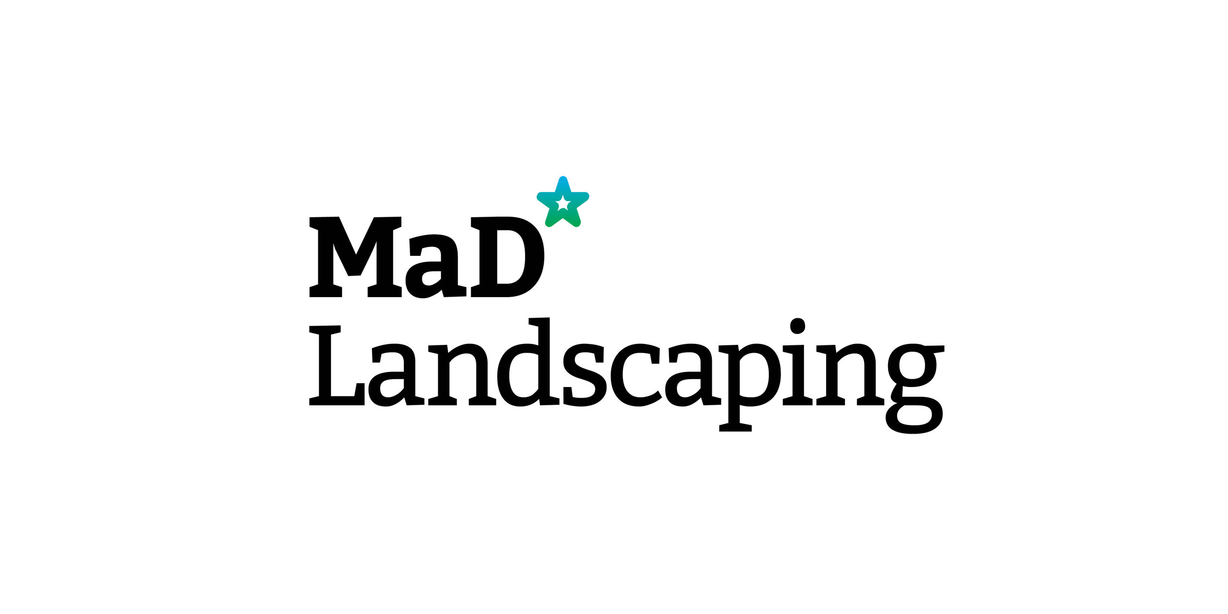 Option 1 Landscaping Logo