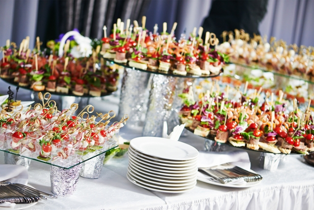 Canapes - Event Management