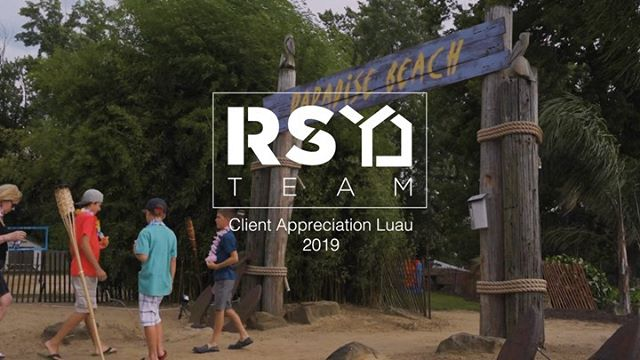 We had a blast at the @thereedandshuteyteam client appreciation party!  Not only did this event serve as a thank you to their clients, this also represented the launch of the RSY team.  @joeyostteam and @thereedandshuteyteam are officially merged into the RSY team.  Thanks for having us out guys!