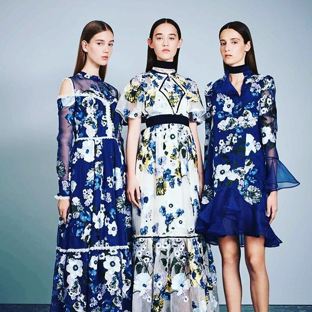 On this first day of spring, a few flowers to look forward to! #Erdrm #resort2017 #springfashion #canadianfashion
