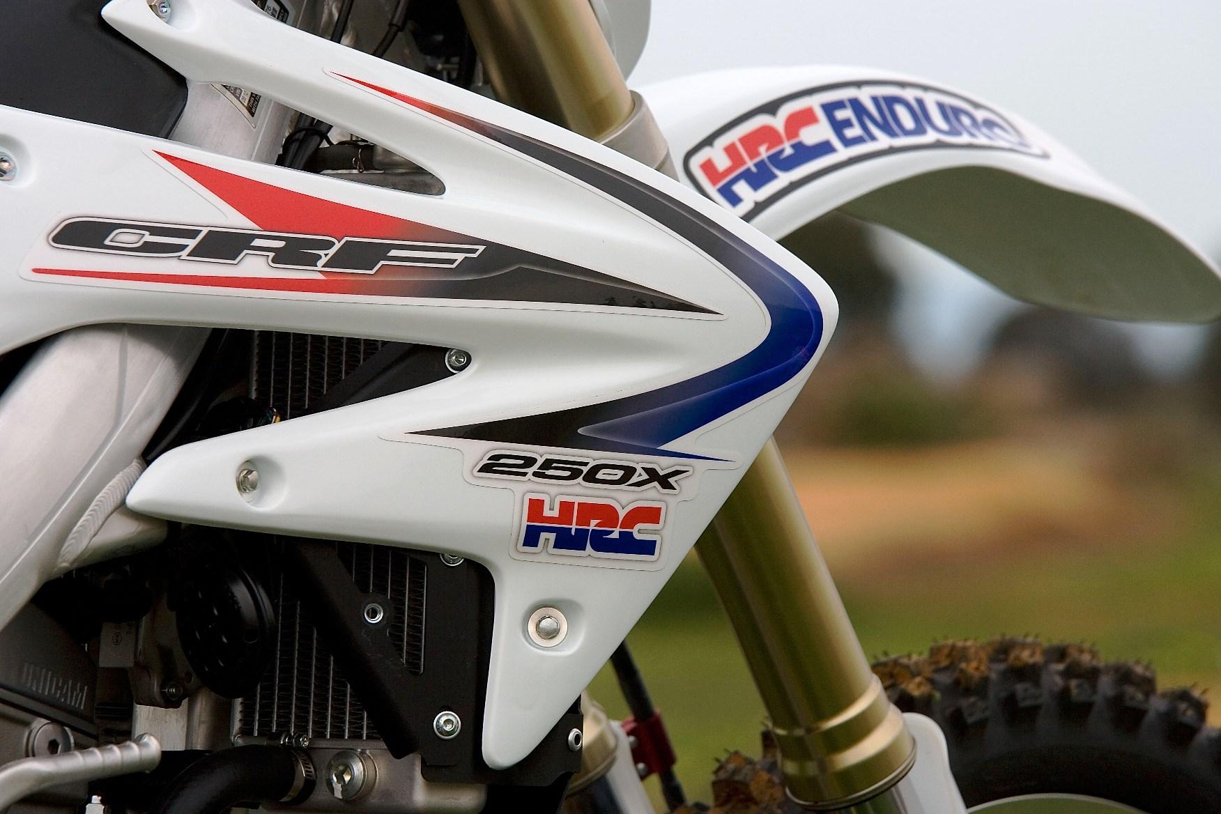 Limited Editon HRC CRF250X