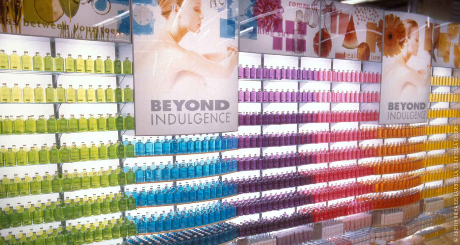 Retail Signage and In-Store Fixture Design
