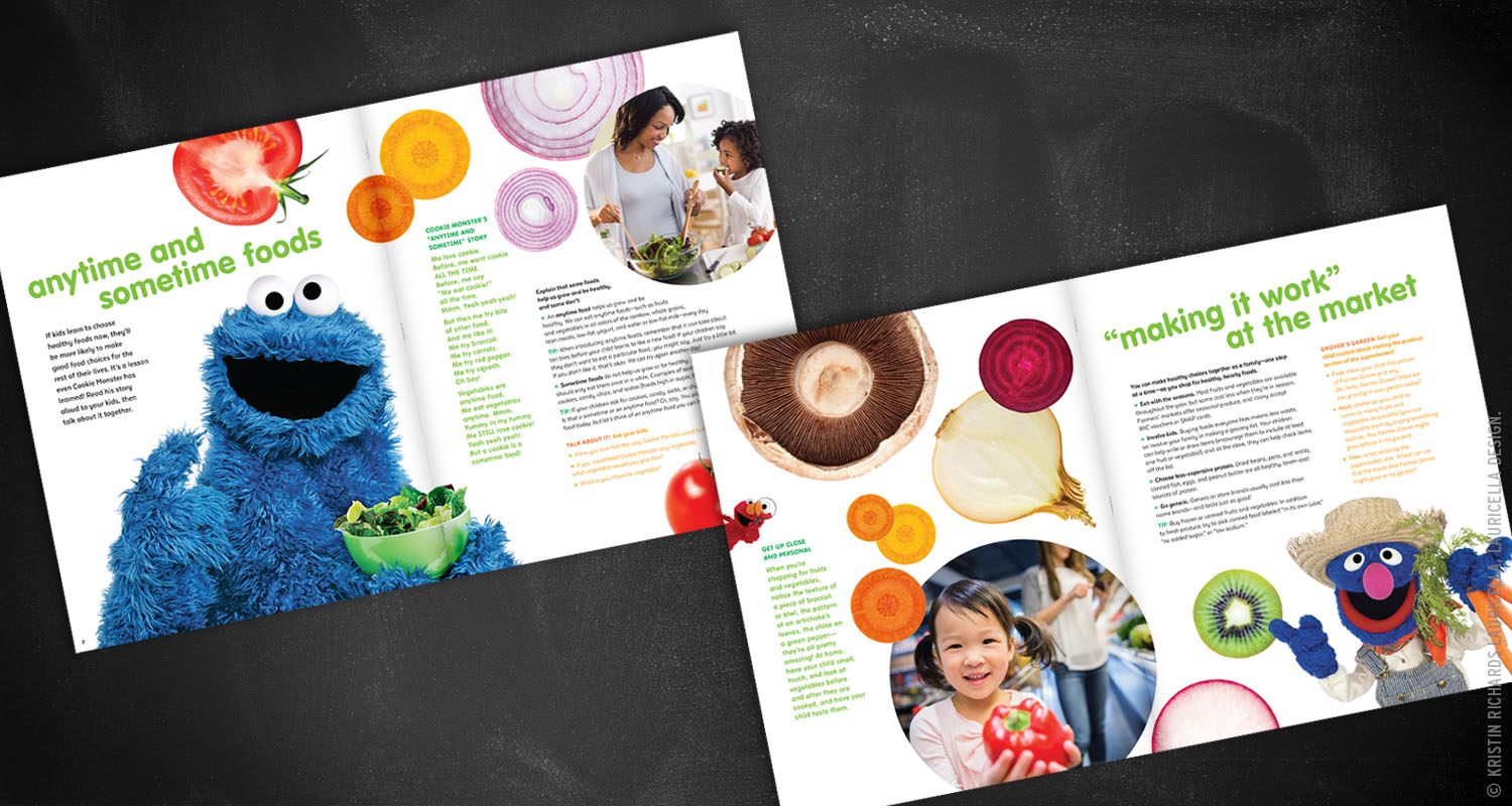 "Healthy Habits for Life ""Eat Brighter"" Parent Guide"