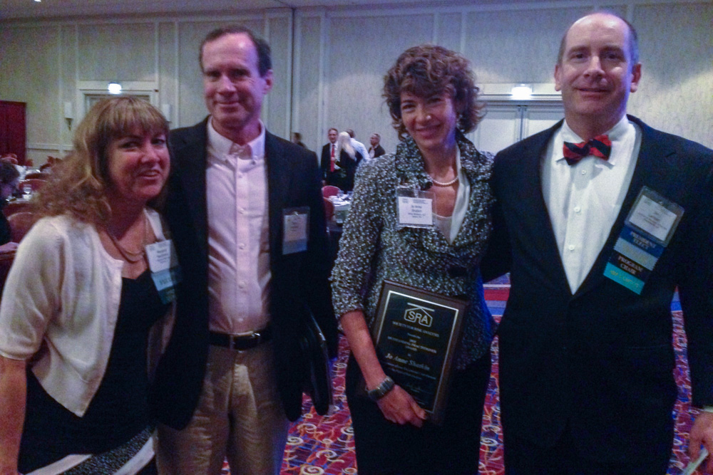 SRA Outstanding Practitioner Award