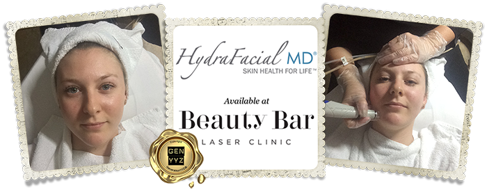 Beauty Feature: HydraFacial at the Beauty Bar Laser Clinic - GenerationYYZ - Toronto Blog | Toronto Lifestyle Blog | Toronto Luxury Lifestyle Blog | Lifestyle Blog | Toronto's Luxury Lifestyle Blog | Toronto Blogger | Toronto Lifestyle Blogger | Blogger