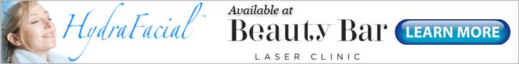 Beauty Feature: HydraFacial at the Beauty Bar Laser Clinic -GenerationYYZ - Toronto Blog | Toronto Lifestyle Blog | Toronto Luxury Lifestyle Blog | Lifestyle Blog | Toronto's Luxury Lifestyle Blog | Toronto Blogger | Toronto Lifestyle Blogger | Blogger