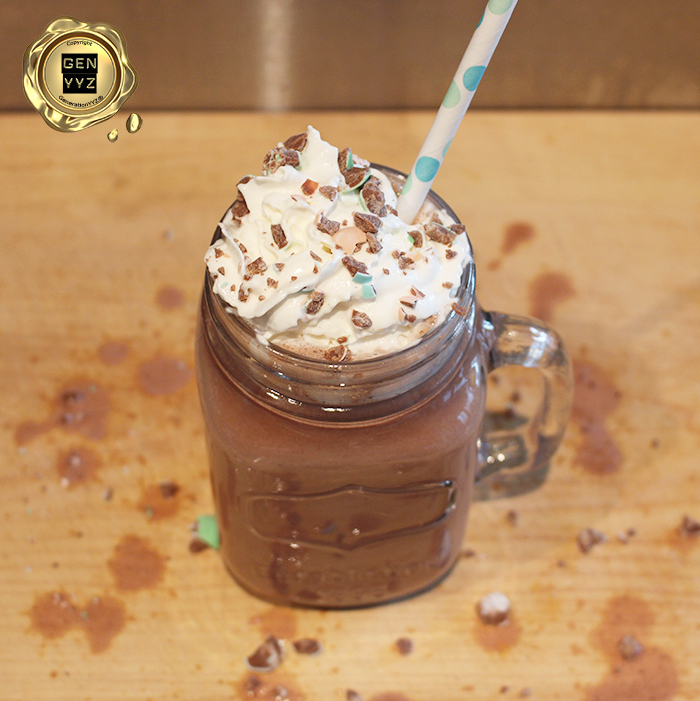 Gastronomy & Recipes: Decadent Hot Chocolate - Gay Lea -GenerationYYZ - Toronto Blog | Toronto Lifestyle Blog | Toronto Luxury Lifestyle Blog | Lifestyle Blog | Toronto's Luxury Lifestyle Blog | Toronto Blogger | Toronto Lifestyle Blogger | Blogger