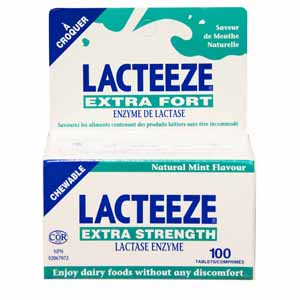 {Click to shop Lacteeze supplements from Well.ca}