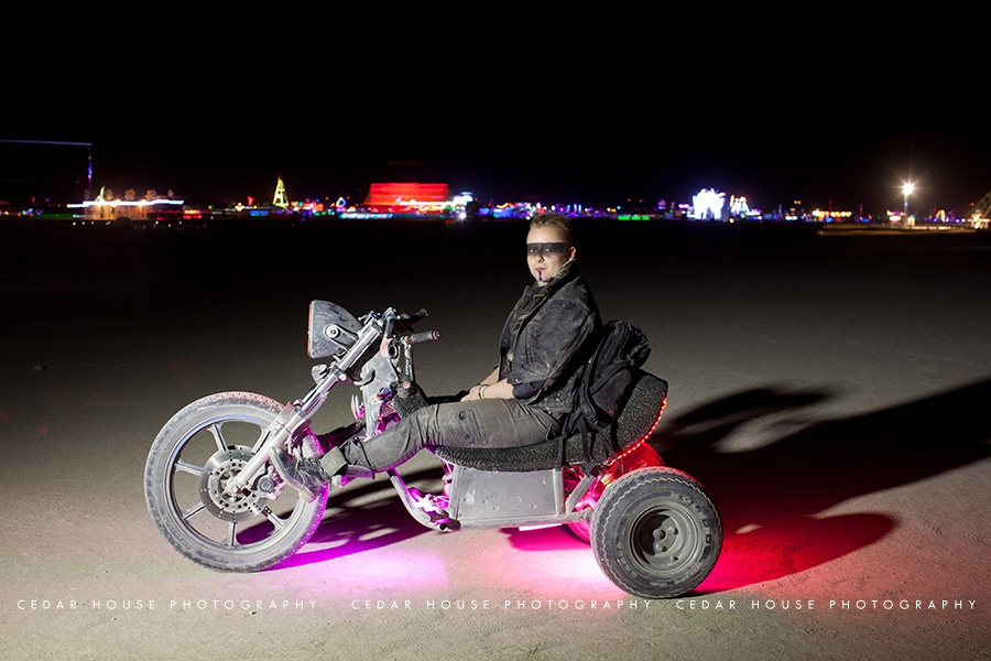 burning man, burning man 2015, playa, playa portraits, burning man photography, burning man photographer, burning man art, burning man at night, thunderdome, mad max, burning man mad max, burning man portraits