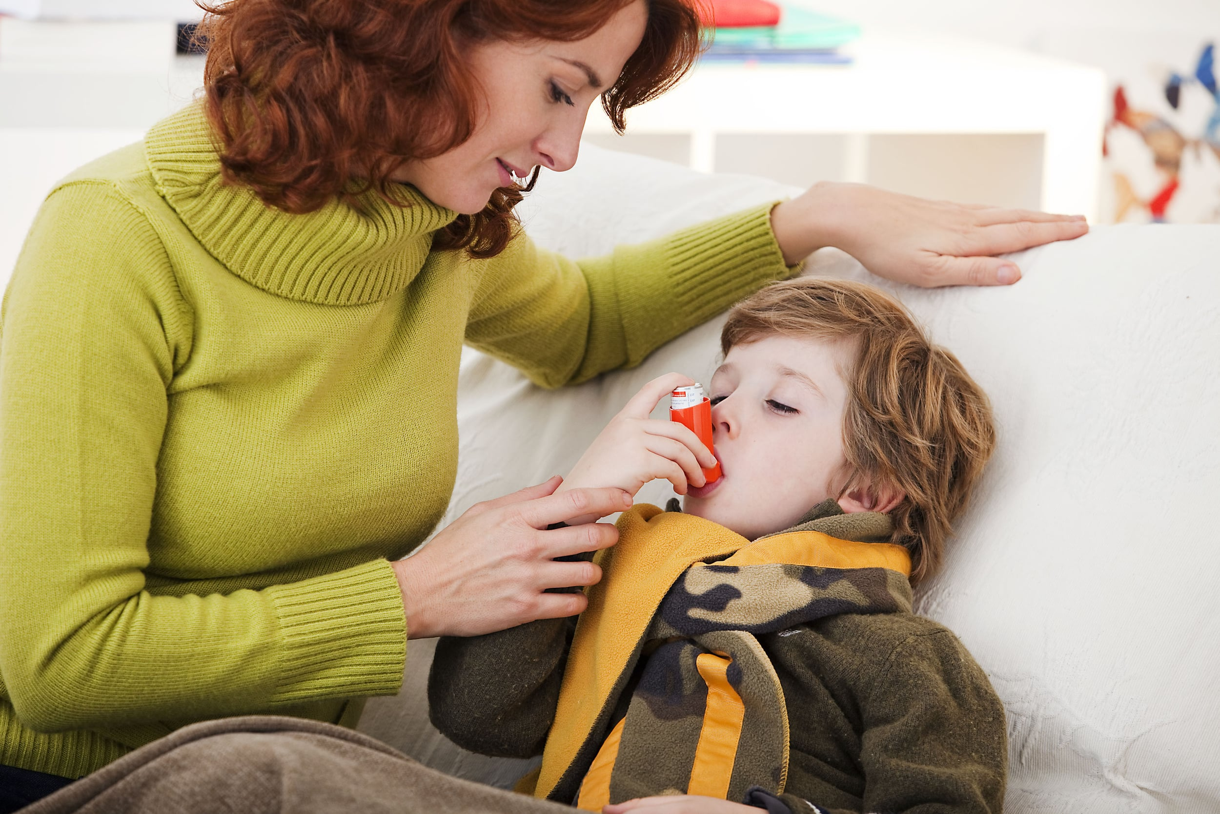 As a parent, you worry about your child's asthma and whether they are using the inhaler correctly  .