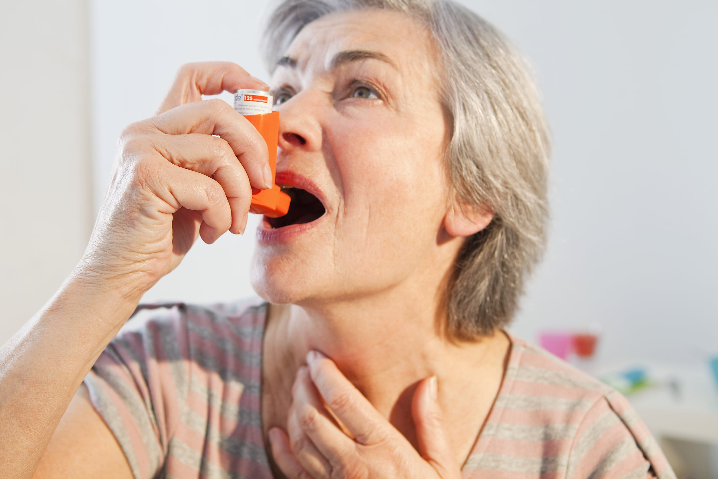 For caregivers of elderly with Asthma or COPD, we know that being sure that they are using inhalers properly can be challenging.