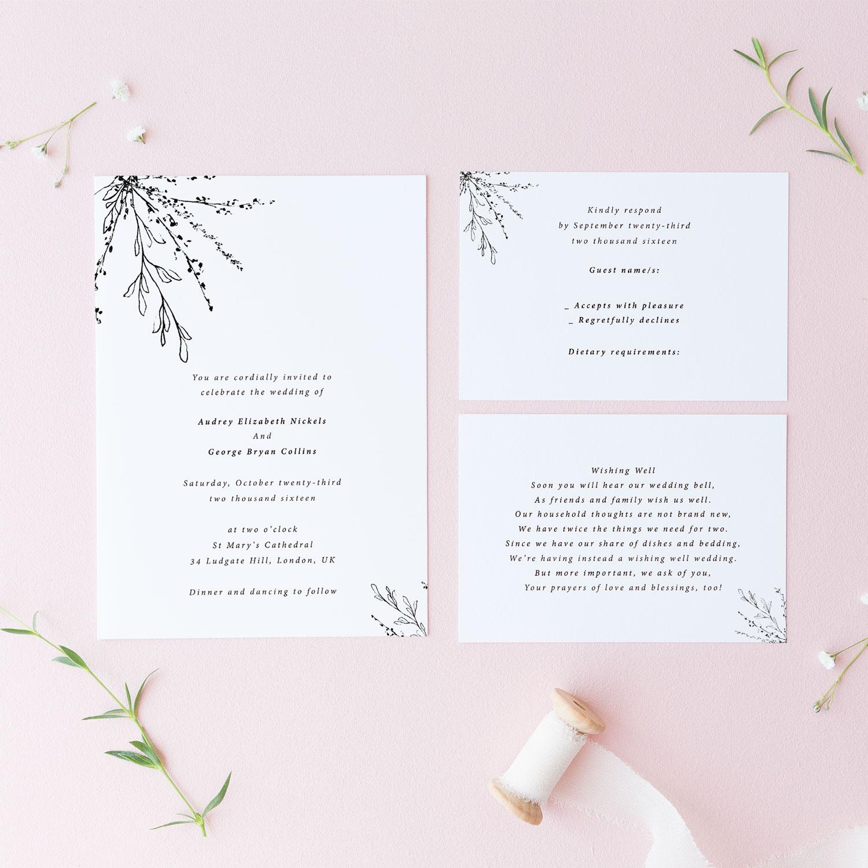 Audrey Wedding Suite