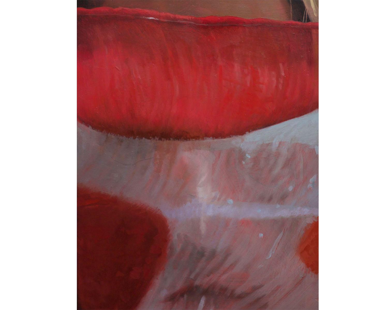 """""""Veiled"""", Oil on Panel, 11'' x 14'', 2015"""