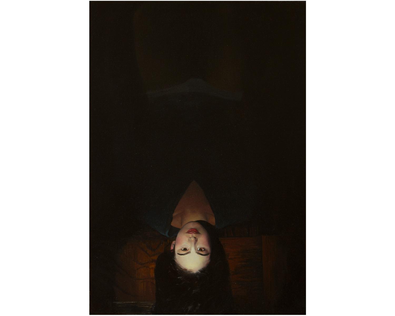 """""""Snapshot"""", Oil on Canvas, 24"""" x 30"""", 2014"""
