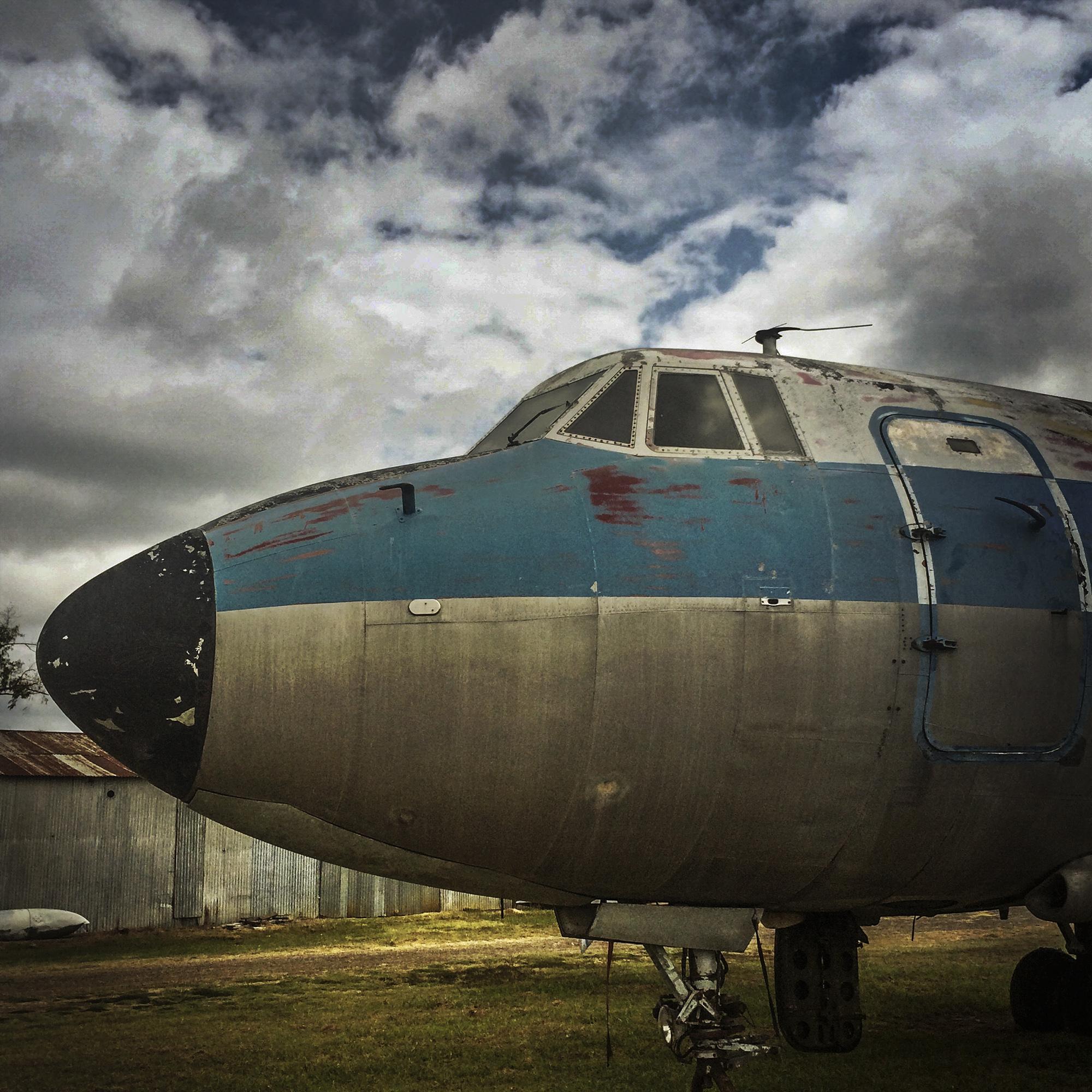 Aviation Museum, Paris, Texas, 2014