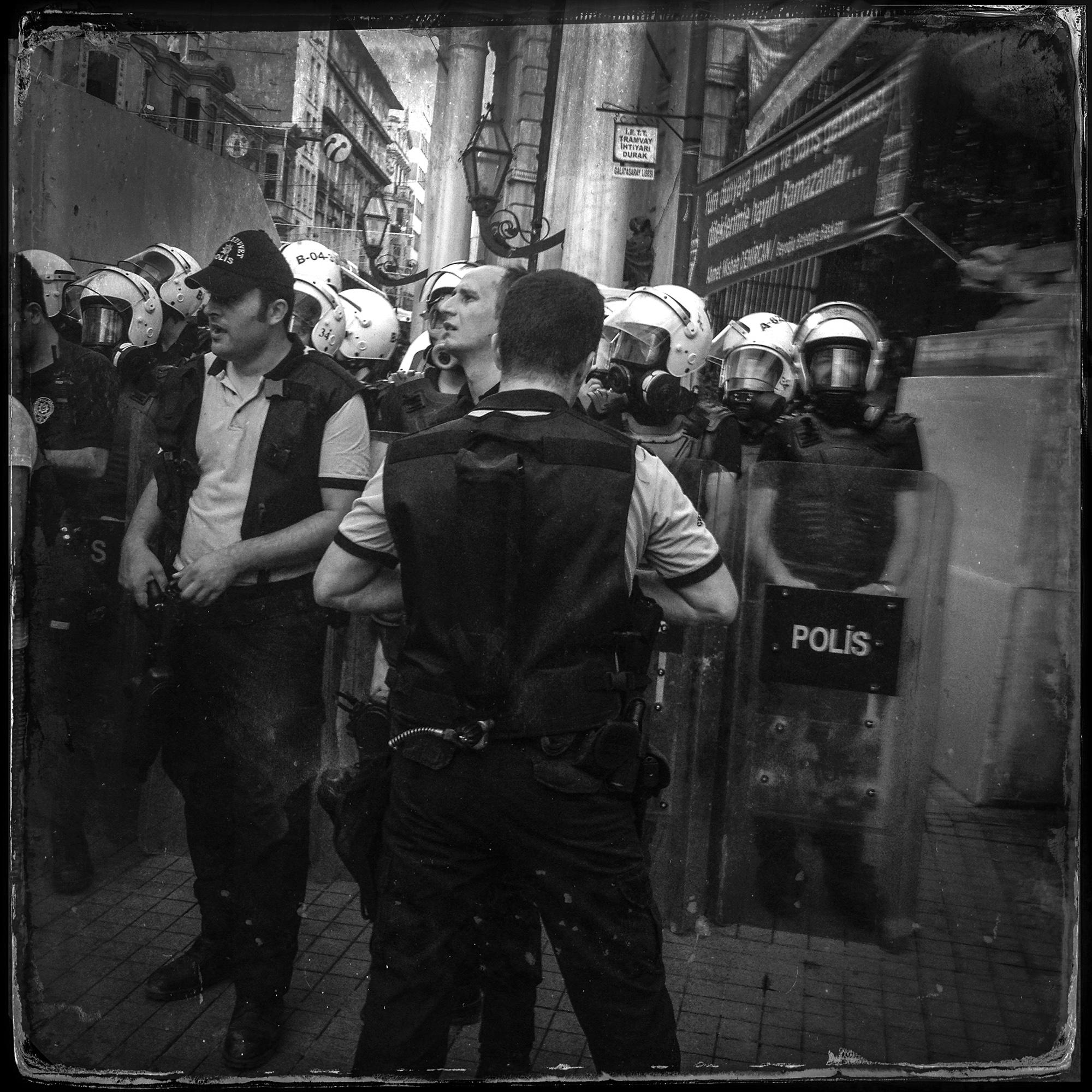 Istiklal Caddesi, Istanbul, 2013