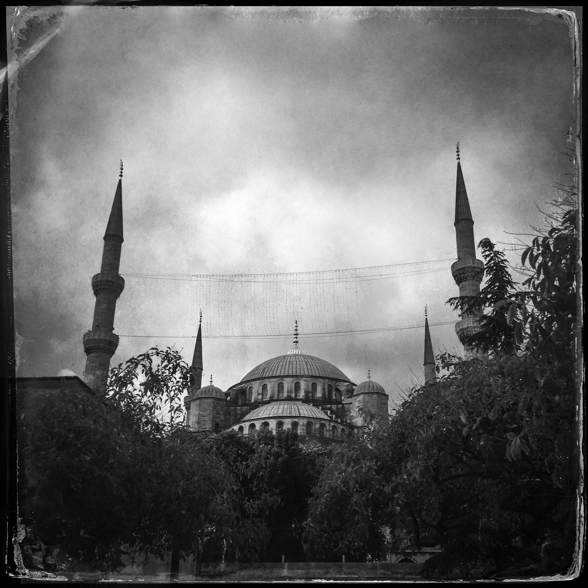 Sultan Ahmed Mosque (Blue Mosque), Istanbul, 2013