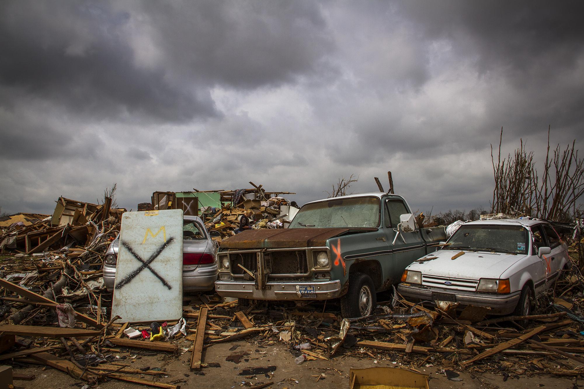 Moore, Oklahoma, 2013