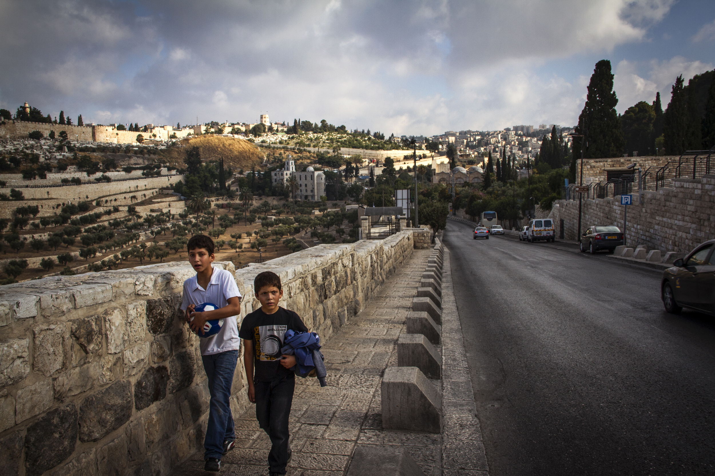 Jerusalem, 2013