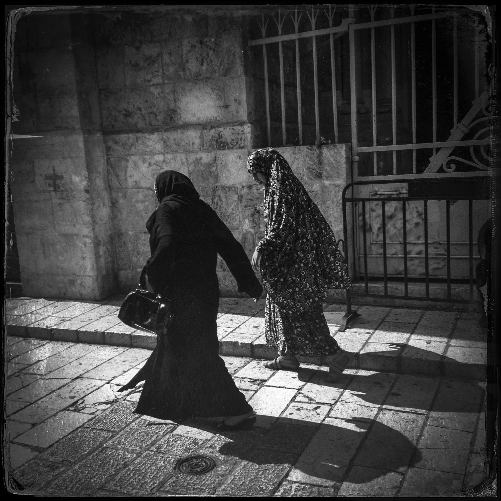 The Old City, Jerusalem, 2013