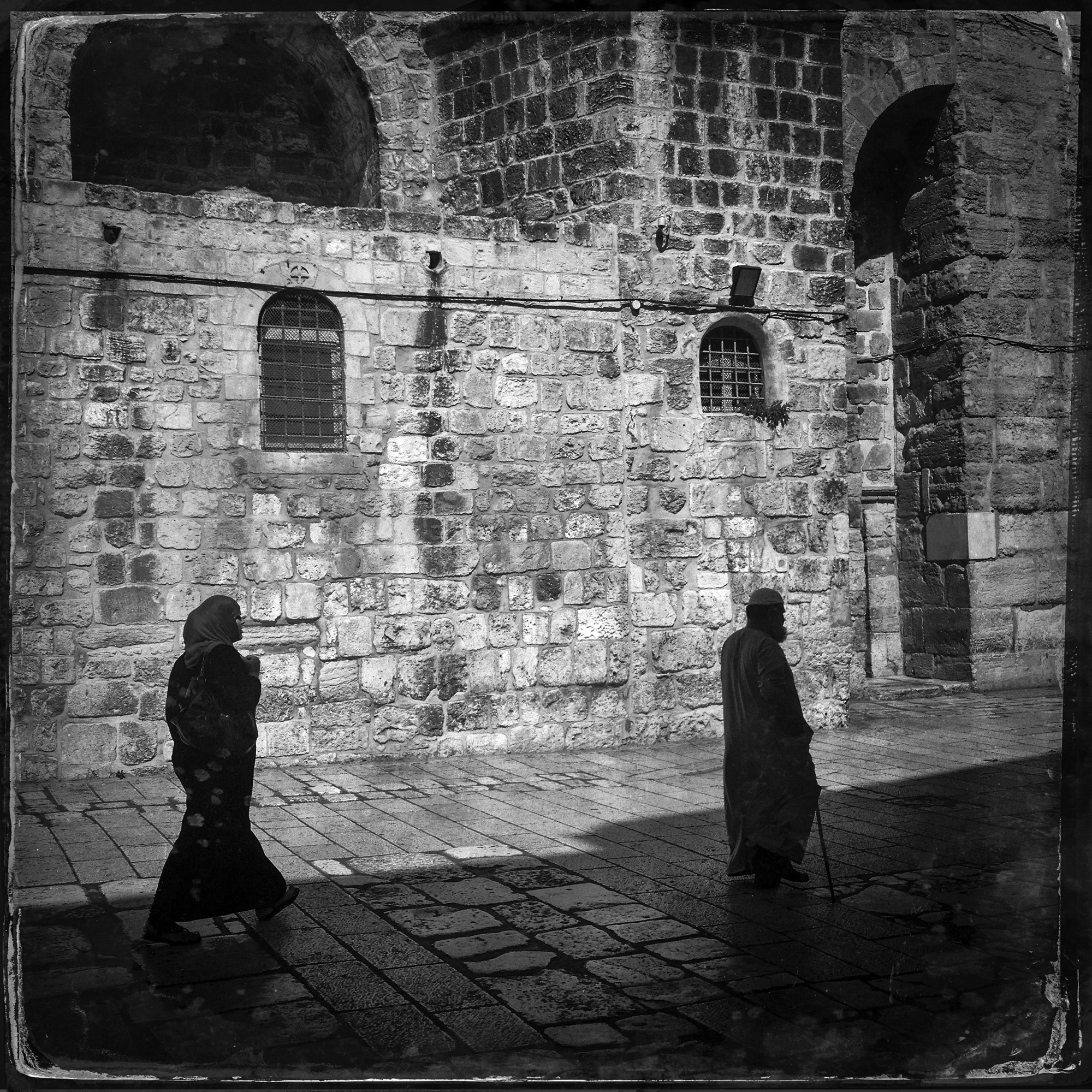 Church of the Holy Sepulchre, Jerusalem, 2013