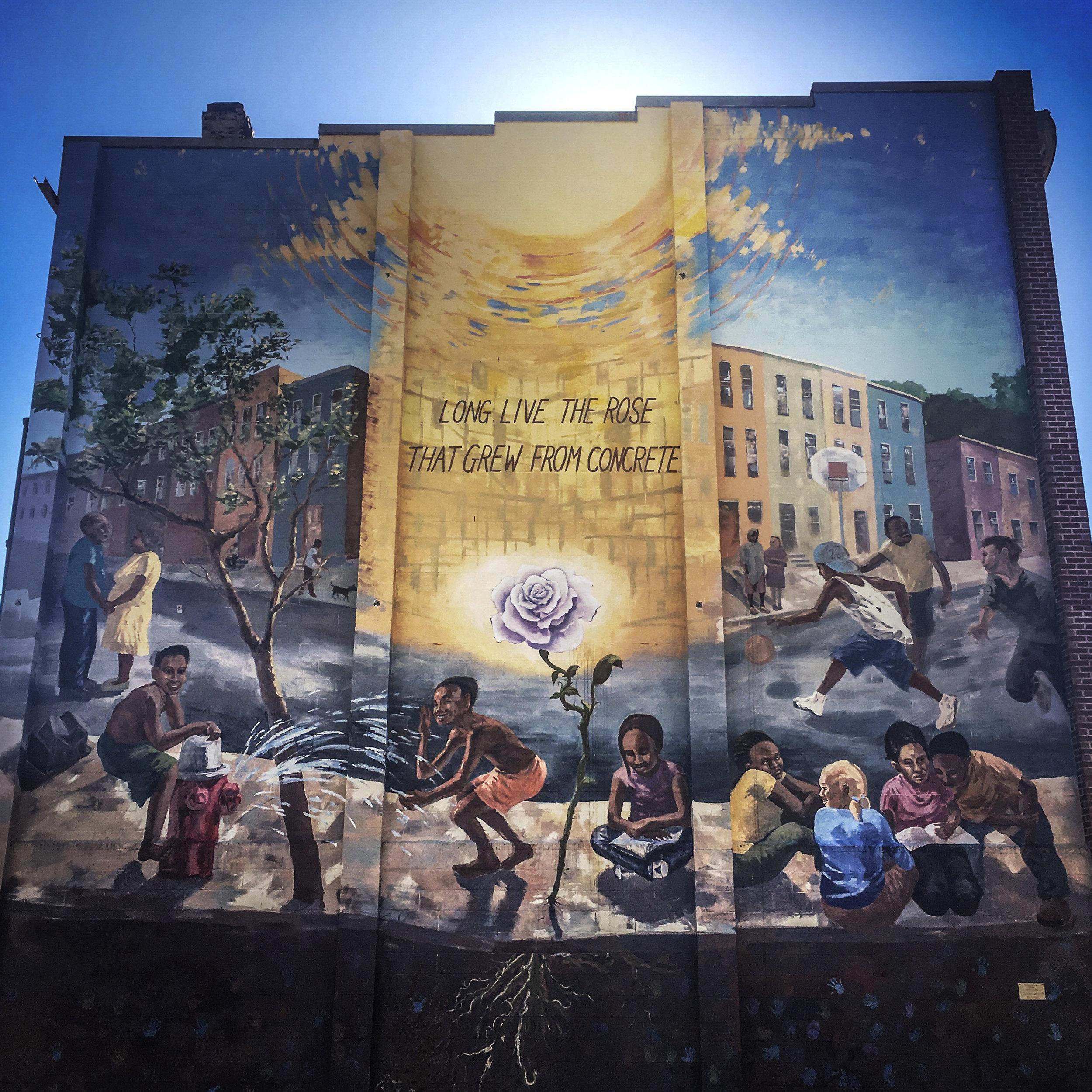 Baltimore, Maryland, 2017