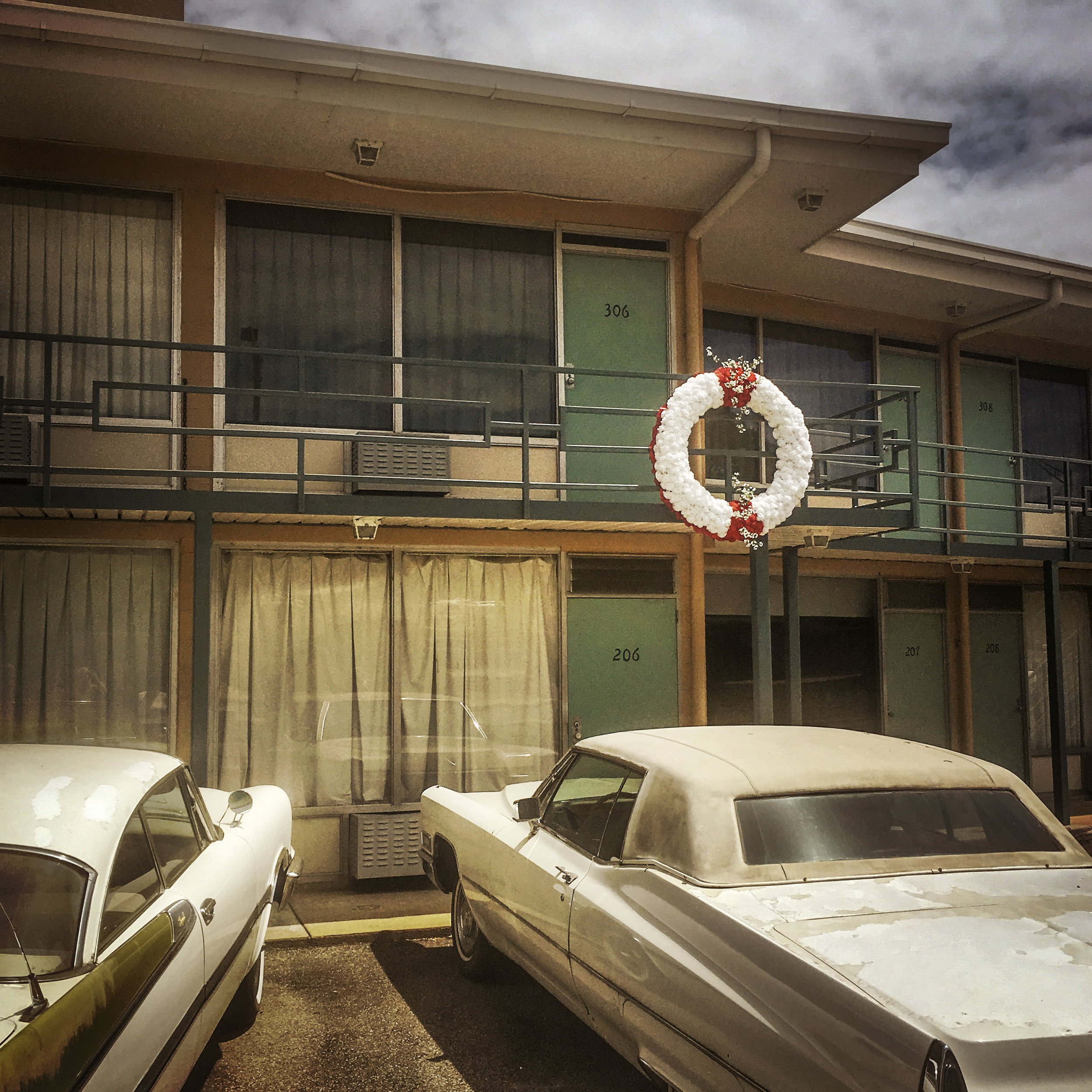 Lorraine Motel, Memphis, Tennessee, 2017