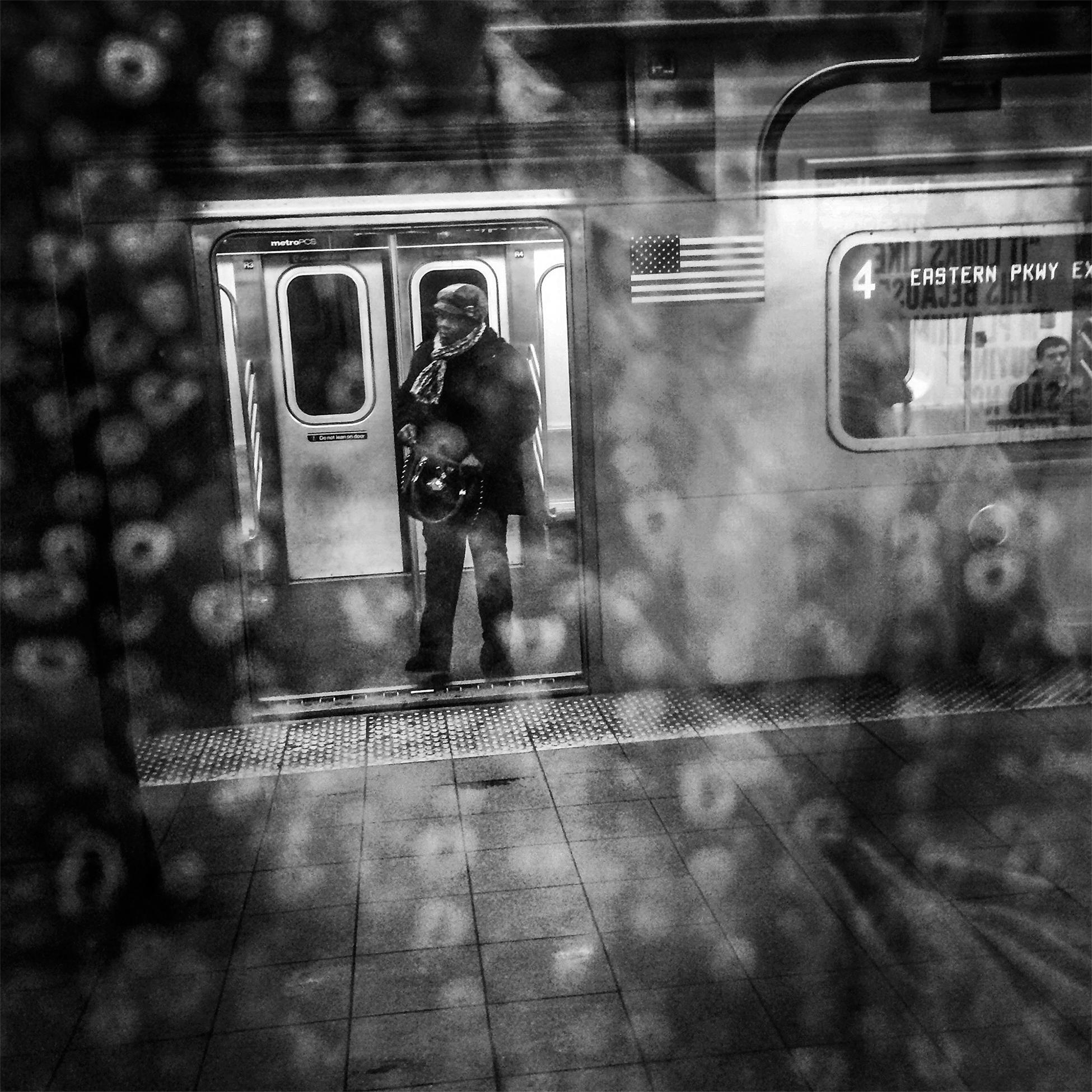 New York Subway, 2014
