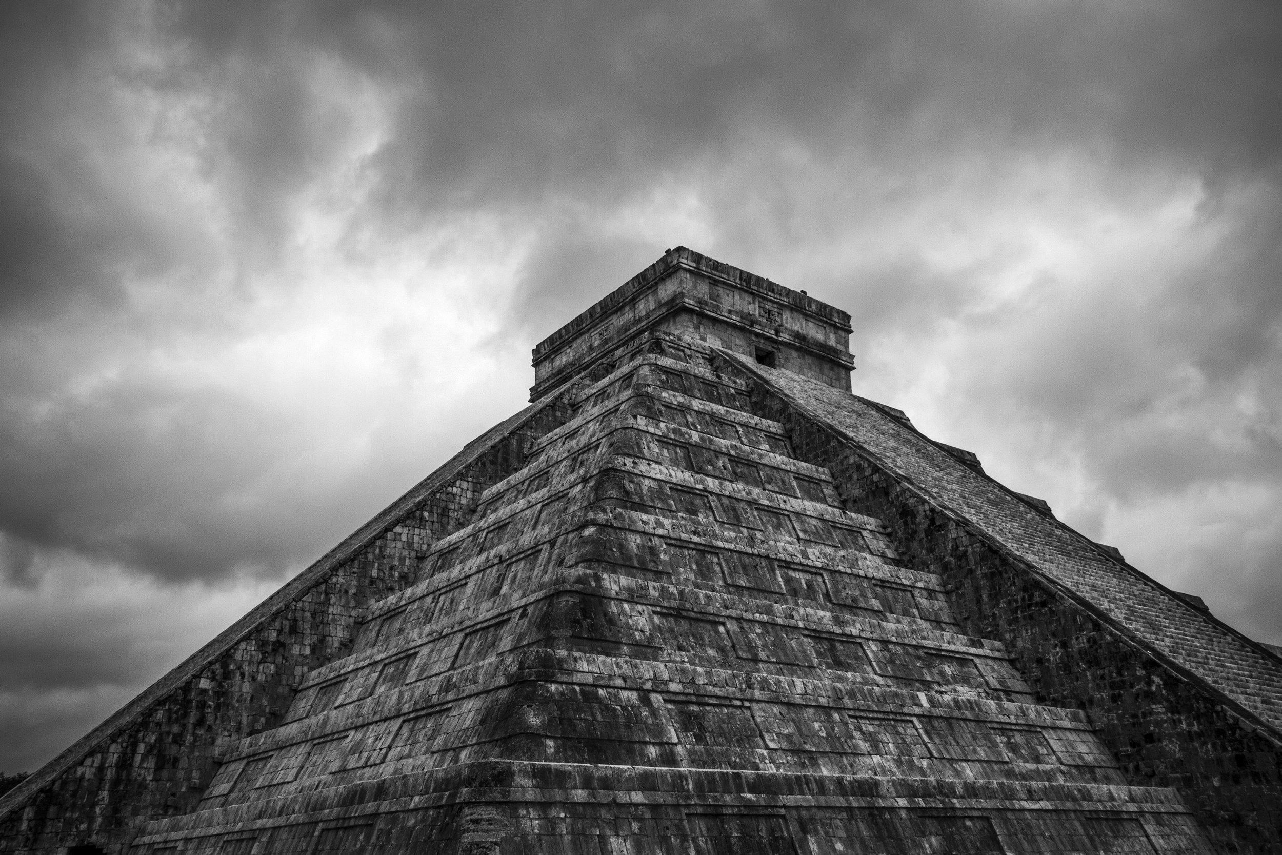Chichén Itzá, 2013