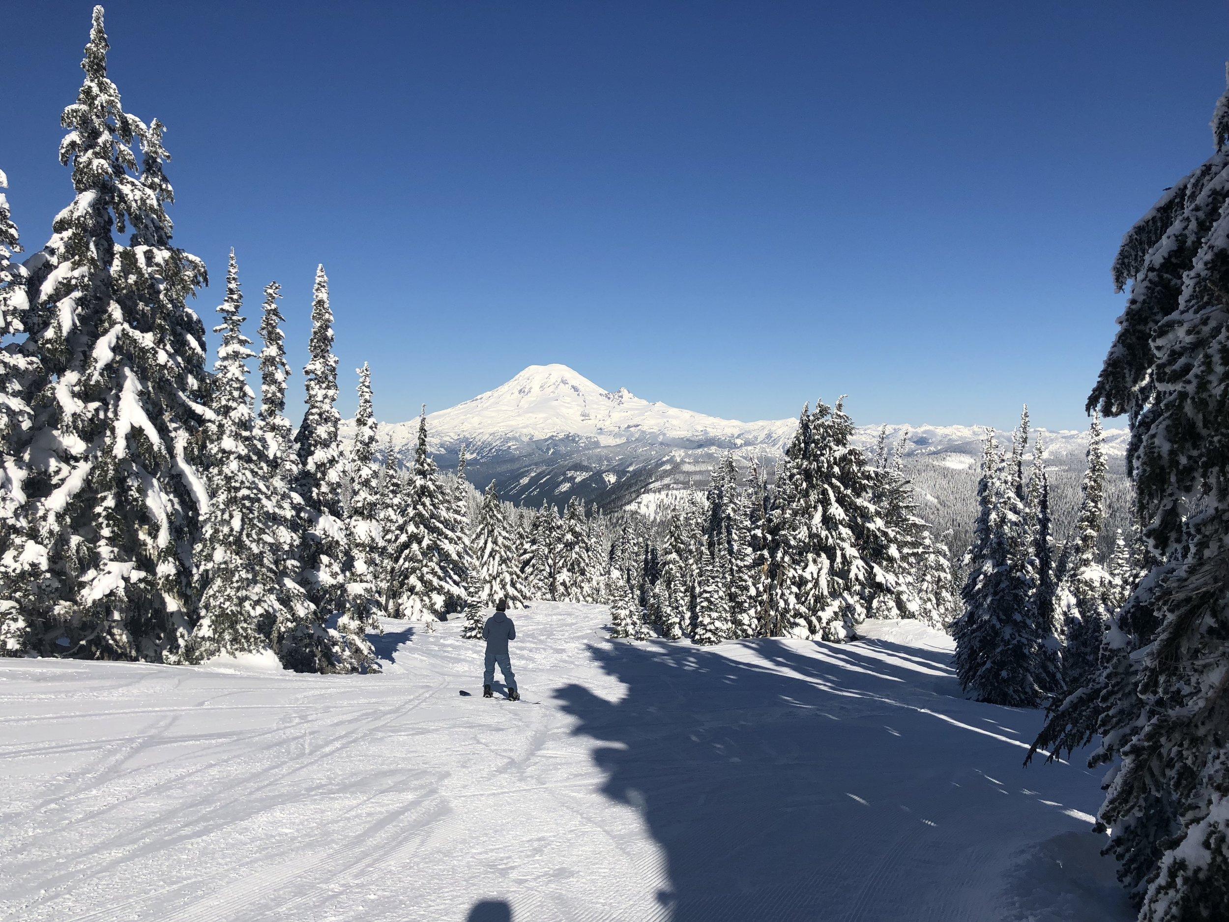 White Pass Ski Day