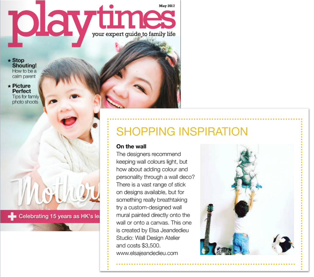 Playtimes Magazine, May 2017