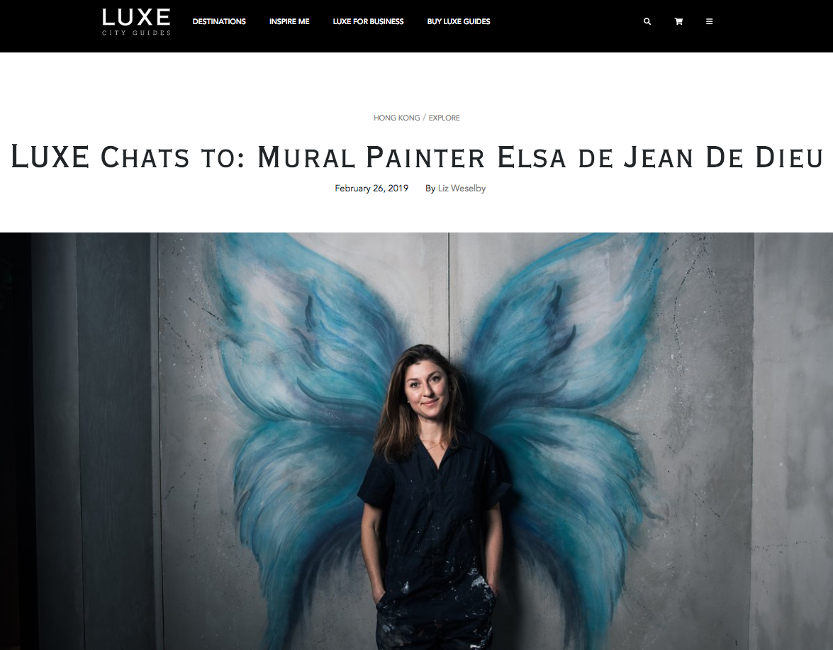 Luxe City Guides, February 2019