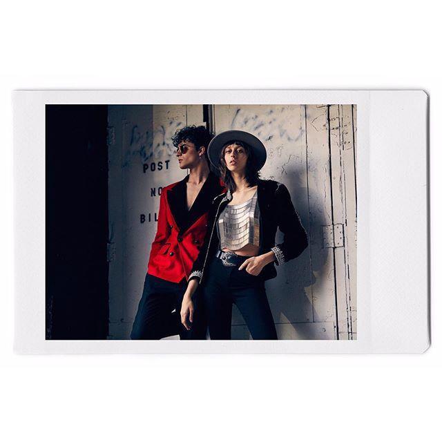 Portia & Arjang styled by my dearest David | @davidgangel | wearing #biancaarmer ⛓🧚🏻♀️ 📸 @andrewwhitephoto  @daddy_longlegs___  @daddylonglegs_
