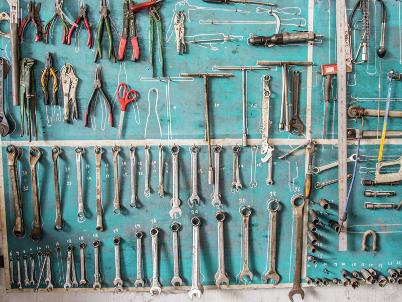 HNL Tool Library — On the News