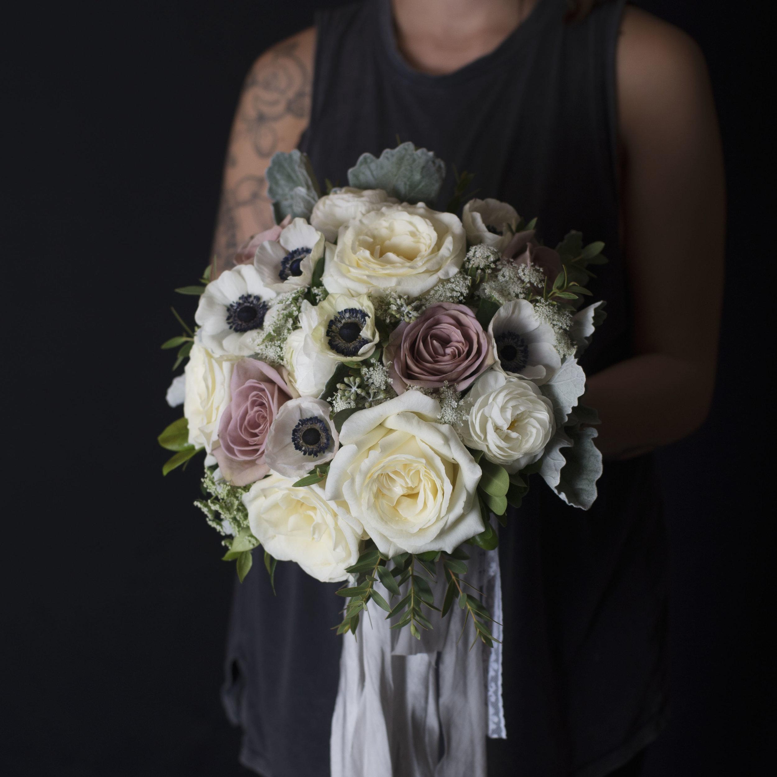 Tiffany's Bridal Bouquet