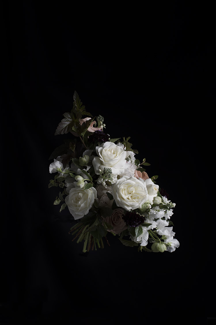 Foxglove Studio YYC Bridal Bouquet
