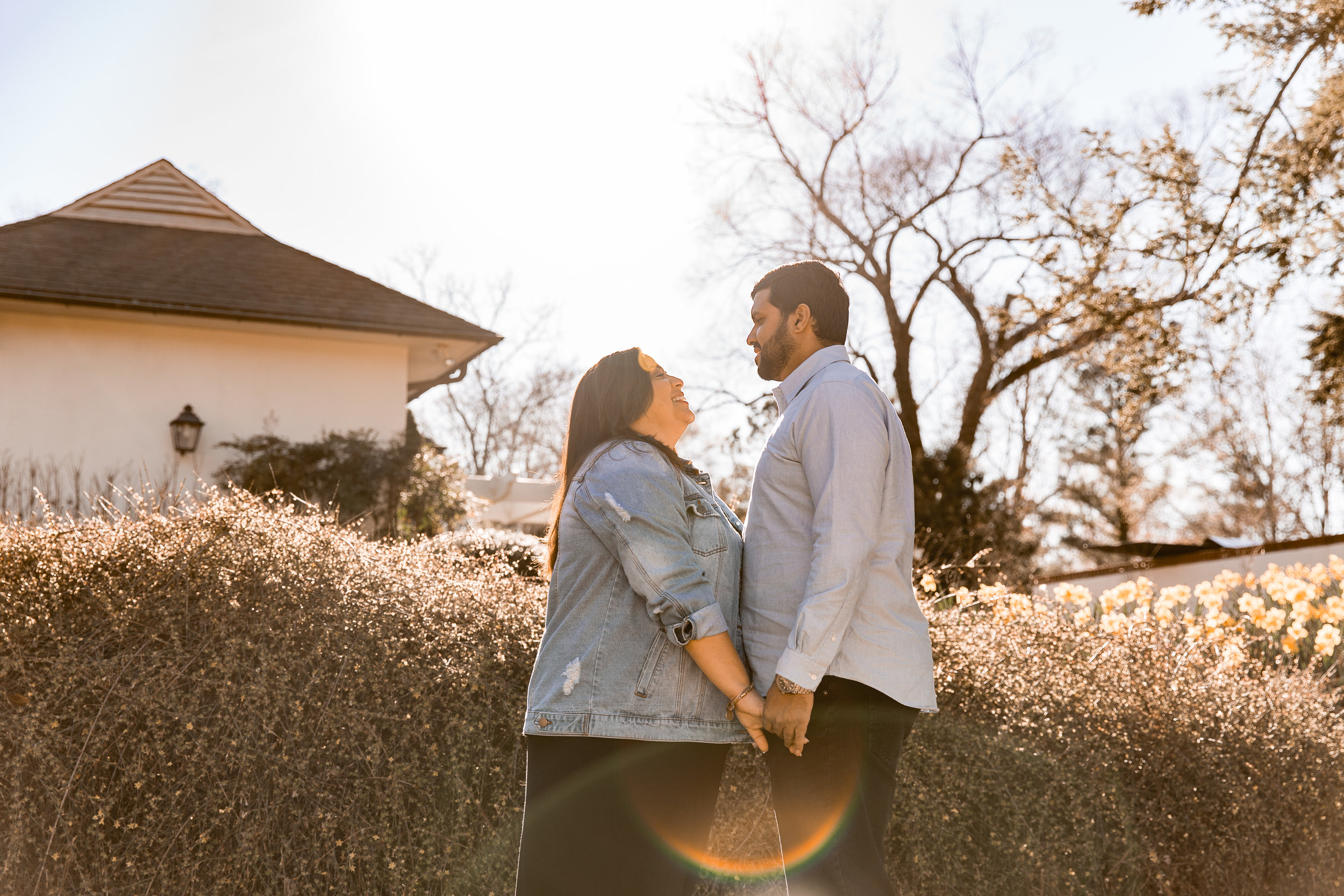 THE DSOUZA'S - engagement session