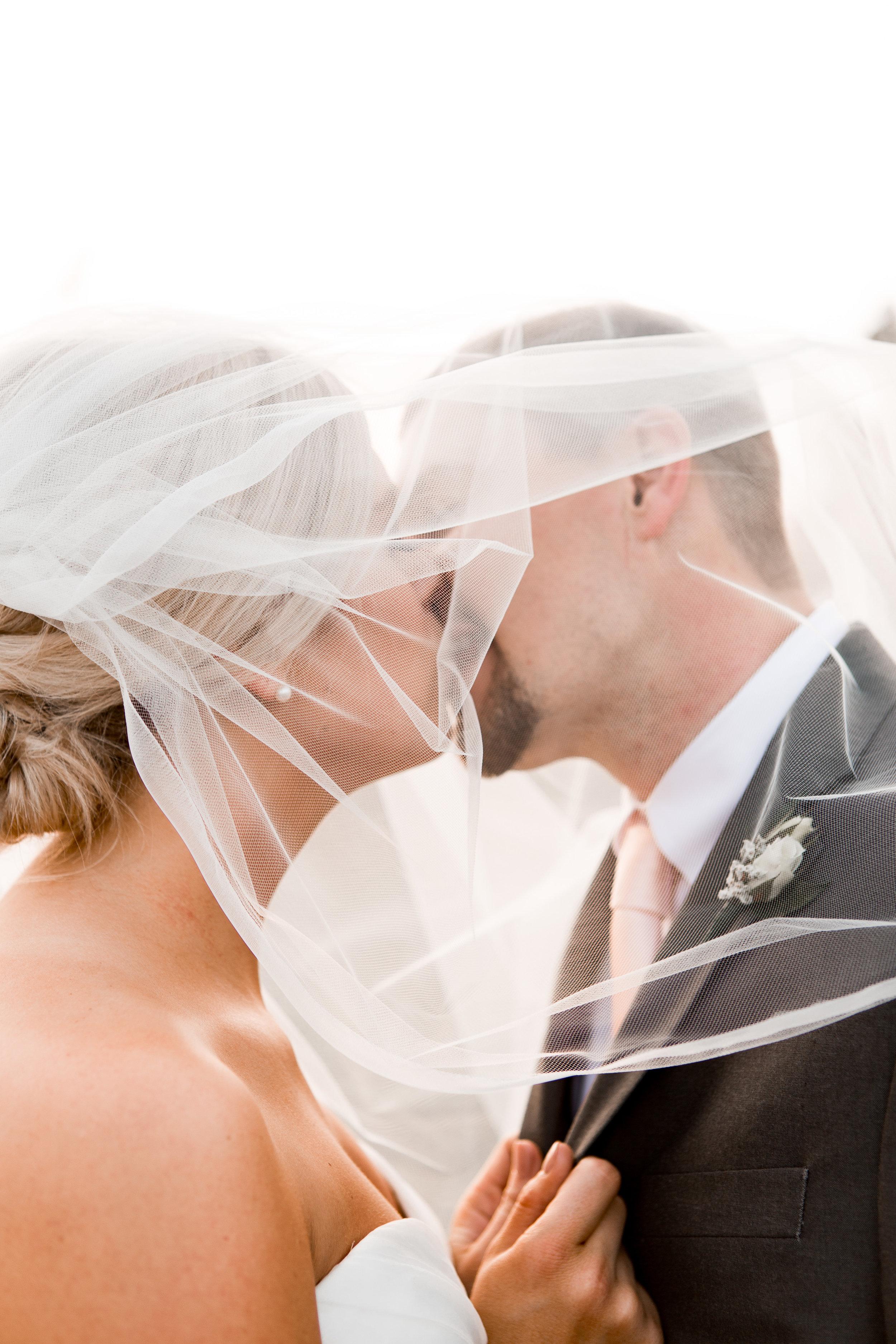Corey + Liza - real wedding
