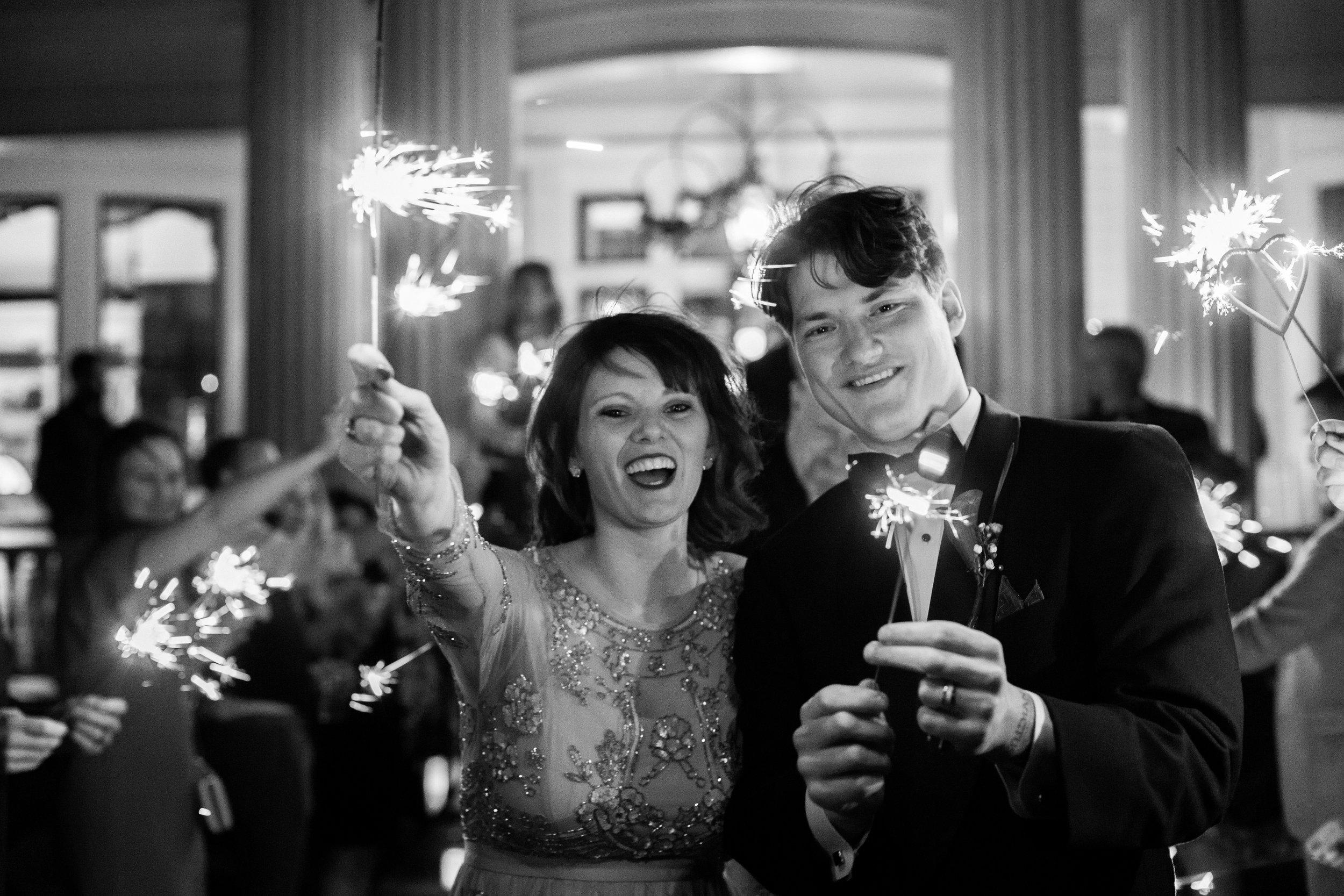 Carmen + William - real wedding