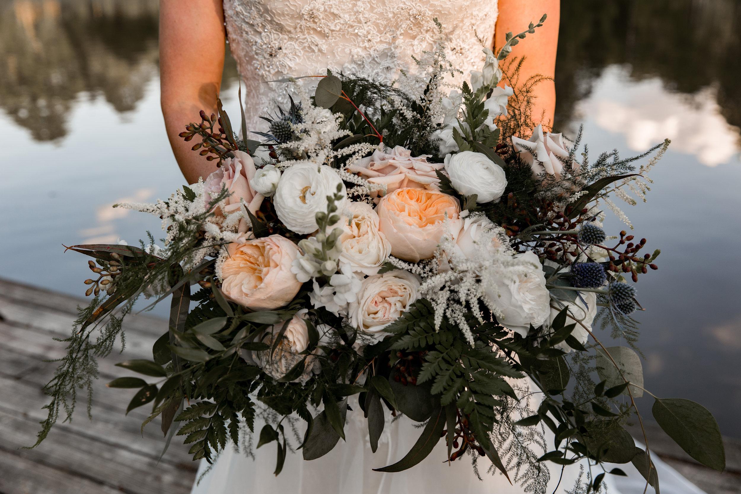 Melanie Joy - Bridal Session
