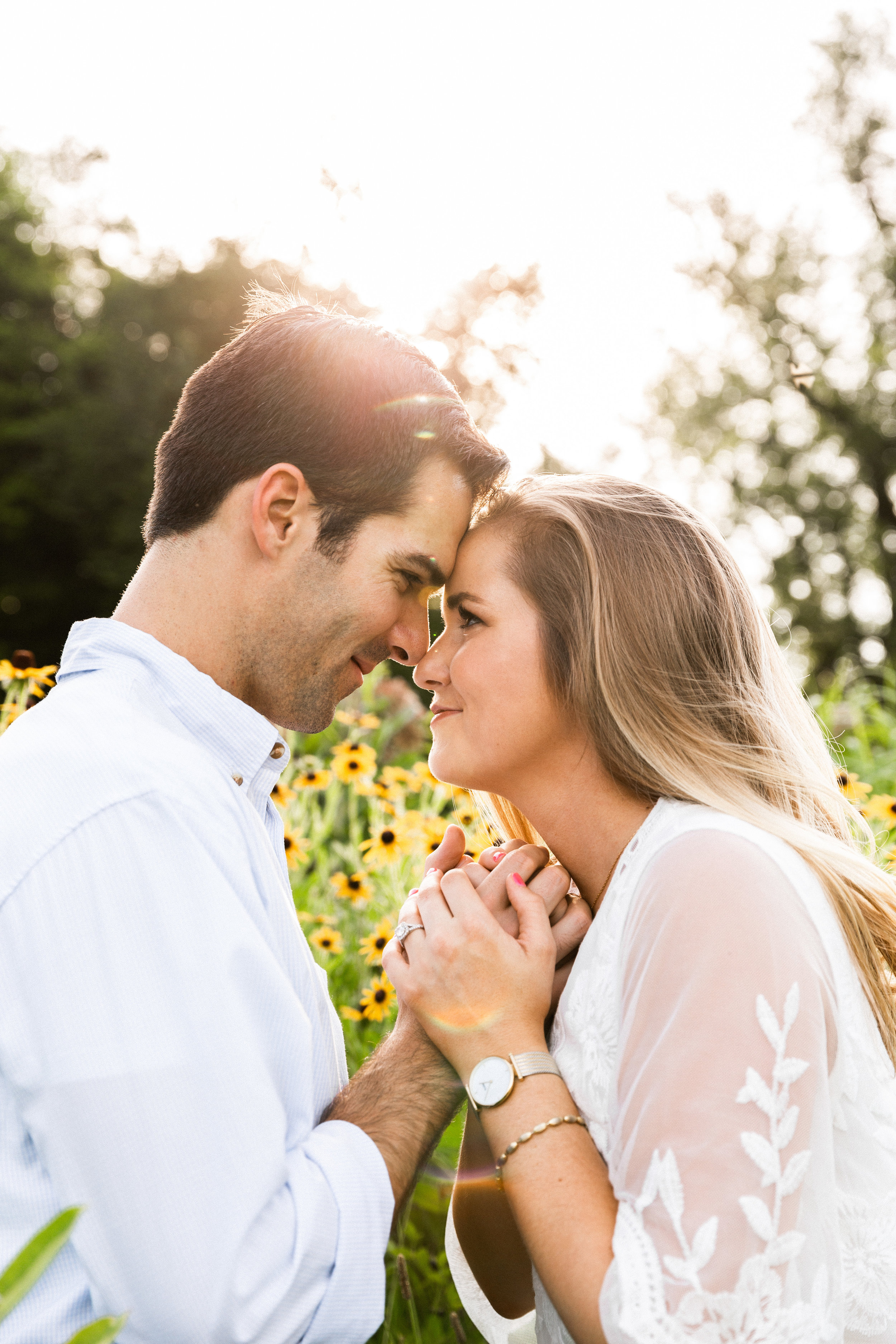 Claire + Chase - Engagement
