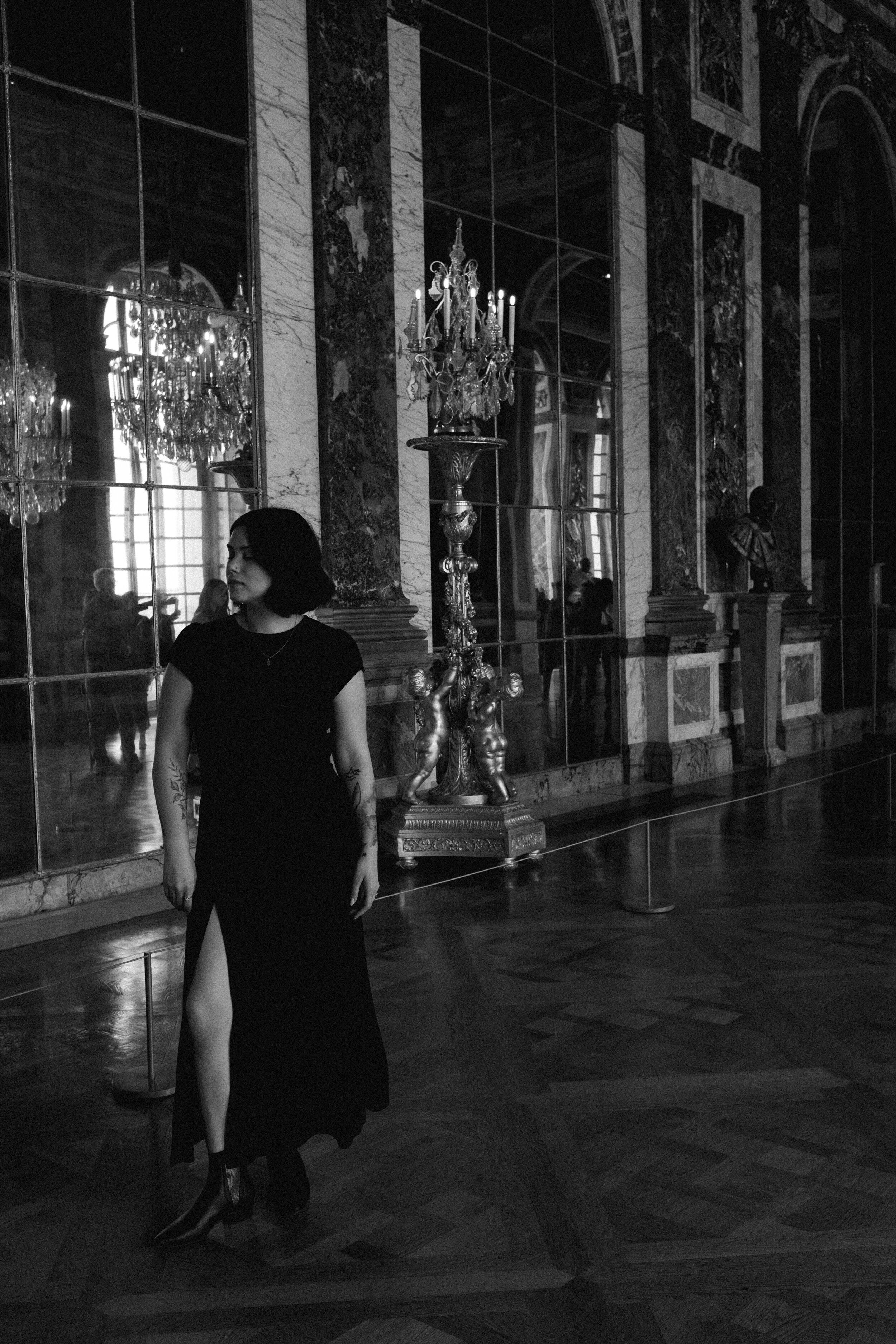 oh hello there! - Hall Of Mirrors, Palace Of Versailles