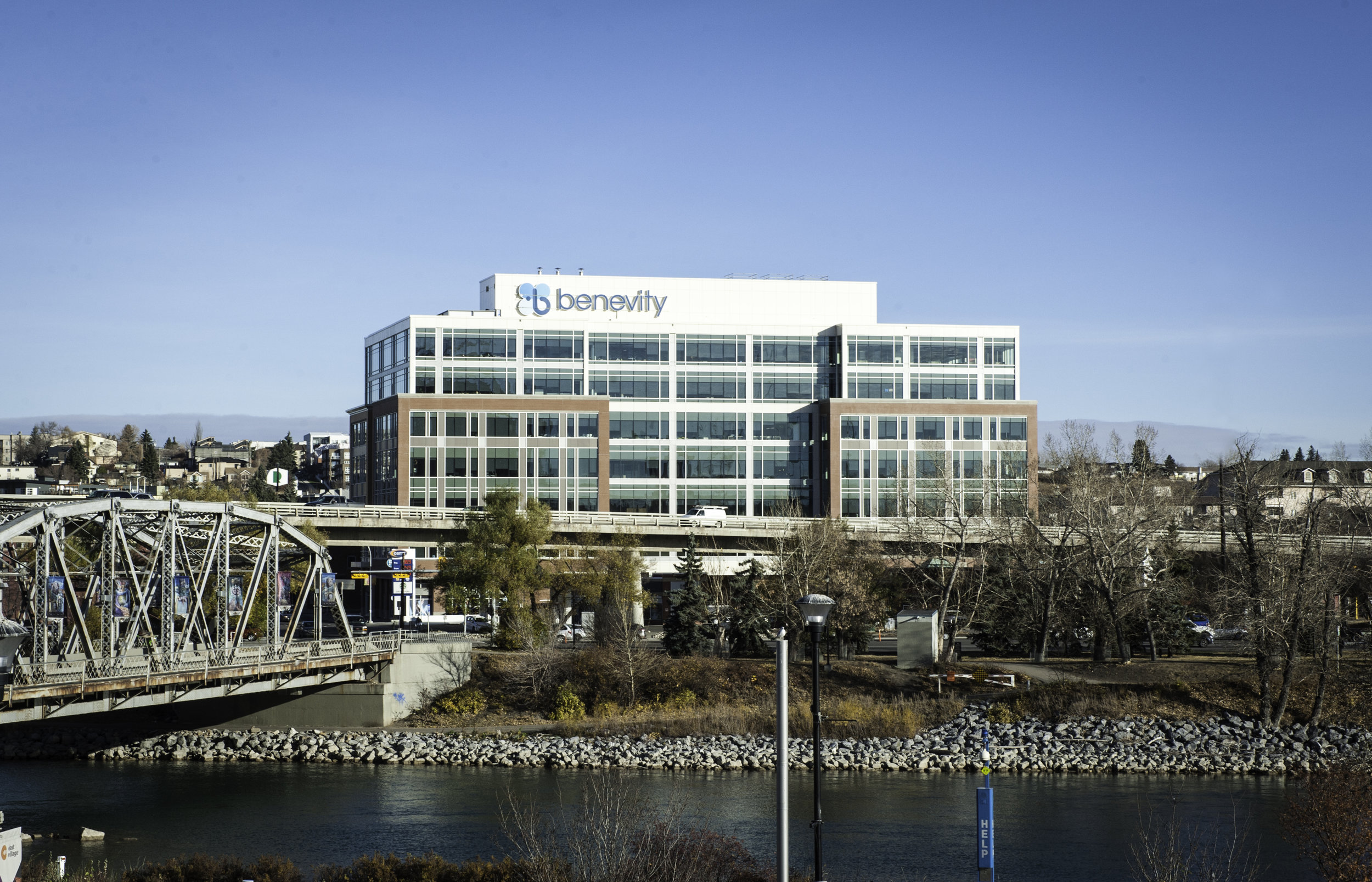 Copy of Benevity HQ, located in Calgary, AB