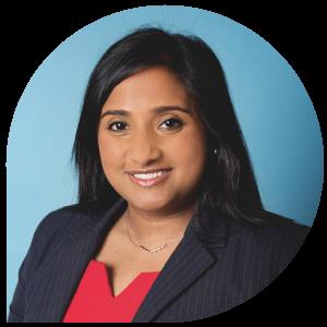 Anusha Srijeyanathan   VP of Client Success at Benevity
